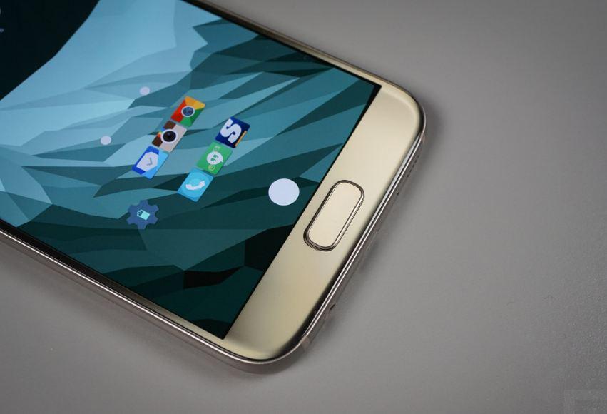 Galaxy S8 Modelinde Home Tuşu Bulunmayacak
