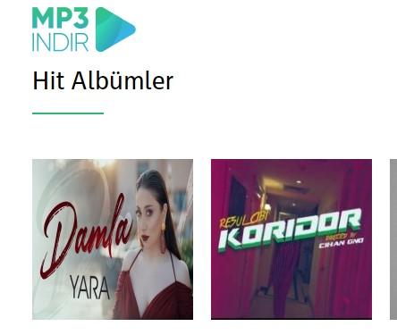 Popüler Şarkıları Mp3 Olarak İndir