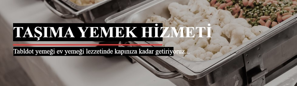 İstanbul Catering Firmaları