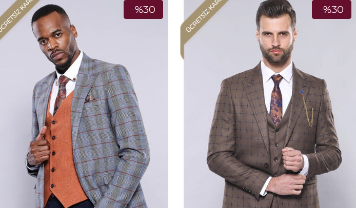 2020 Erkek takım elbise modelleri ve fiyatları