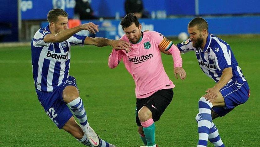 İngiliz Devi Manchester City, Messi'ye Teklif Yapmaya Hazırlanıyor