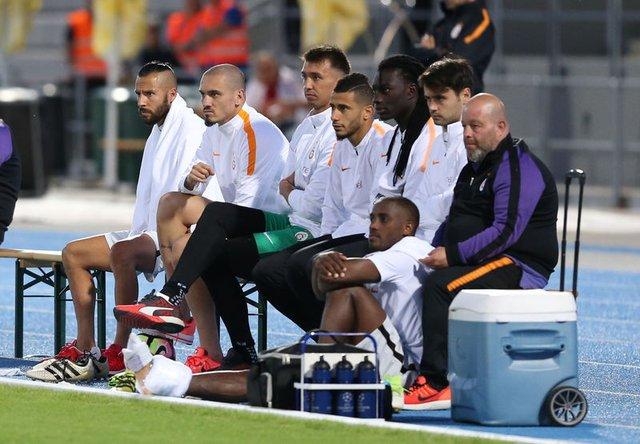 Galatasaray'da Yeni Transfer Harekatı