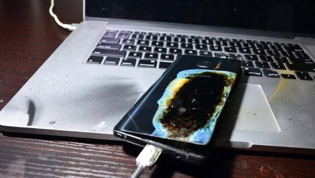 Samsung, Galaxy Note7'nin neden patladığını sonunda öğrendi!