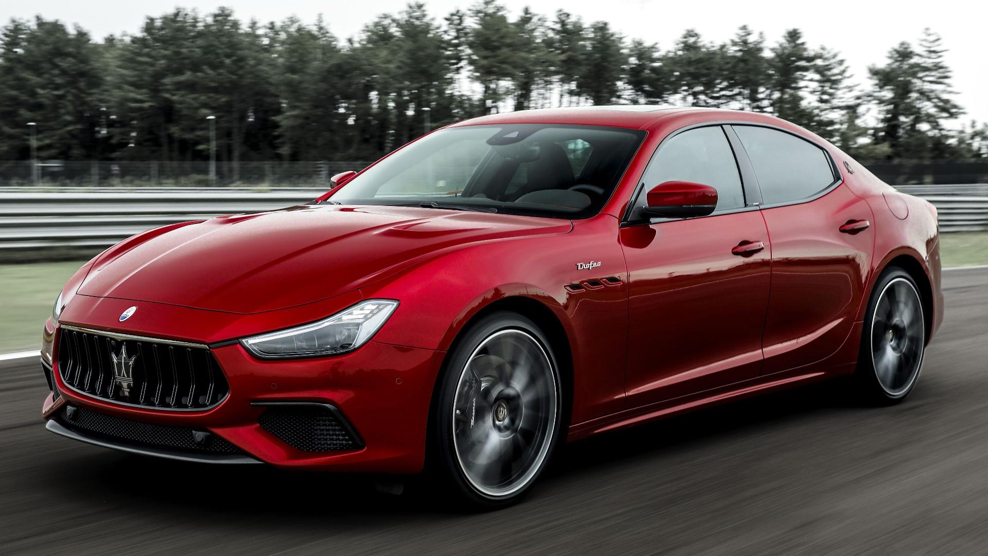 2021 Maserati Ghibli İnceleme