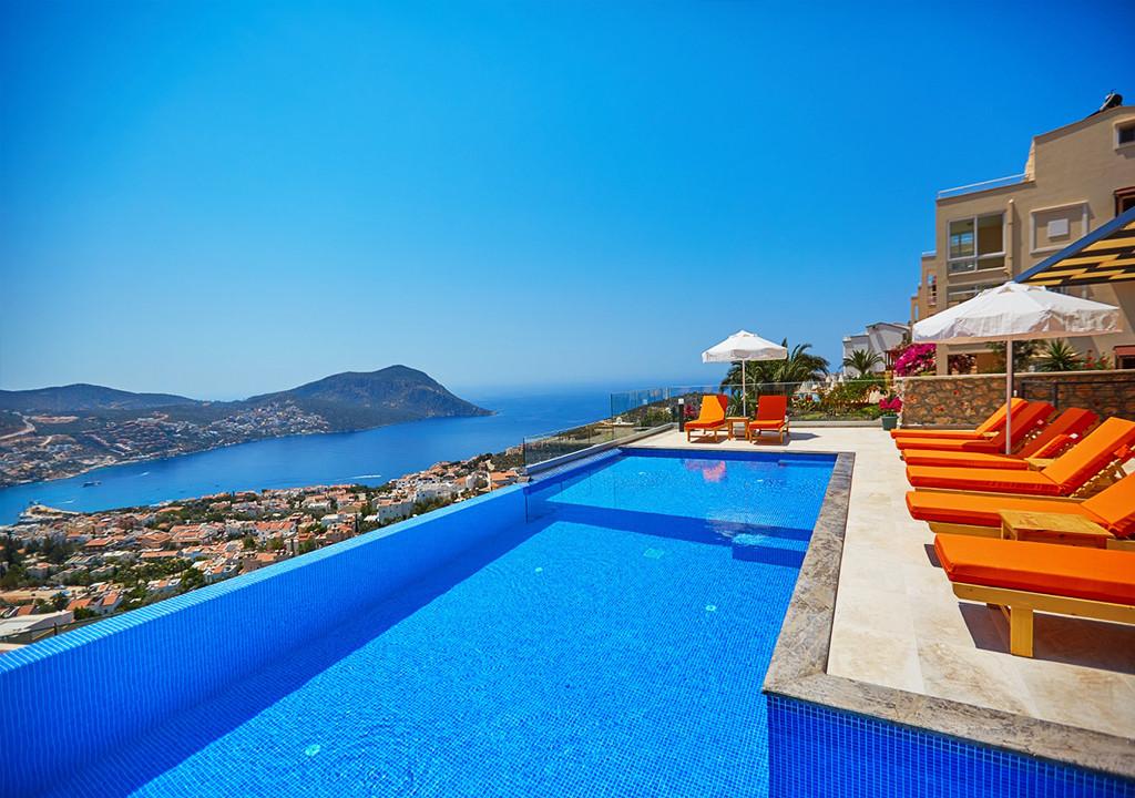 Villa Unlimited ile Ultra Lüks Akdeniz Tatili!