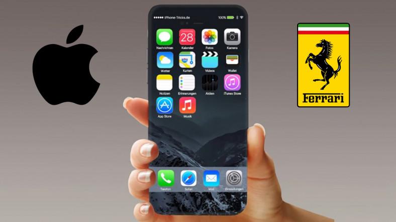 Apple'dan Ferrari kod adına sahip yeni bir iPhone geliyor!