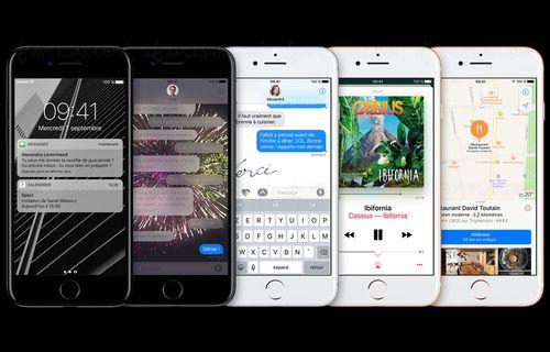 iOS 10.2.1 Beta 2 güncellemesi ve detayları