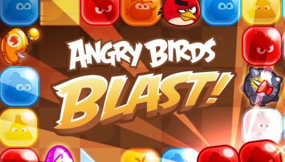 İşte Angry Birds'ün yeni oyunu Angry Birds: Blast