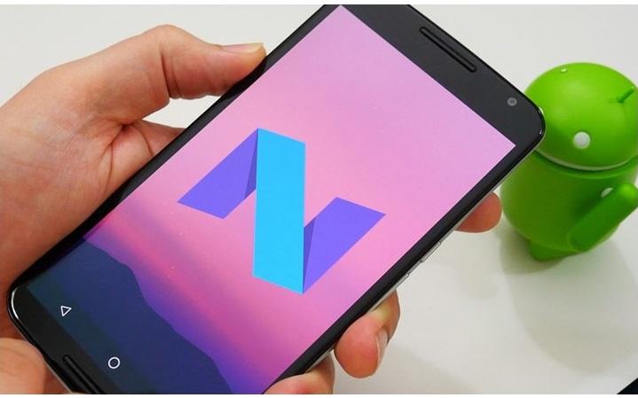 Samsung Android 7.0 Nougat için Gaza Bastı!