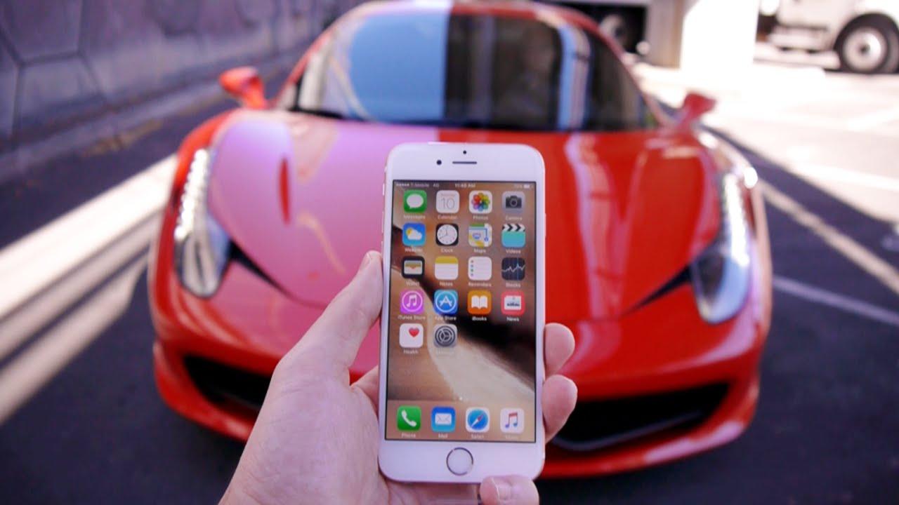 iPhone Ferrari'nin ismi iPhone 7S Plus Pro olabilir!