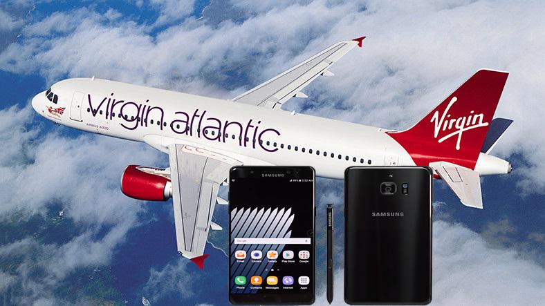 Note 7 isimli Hotspot Wi-Fi Ağı Uçuş Saatini Erteledi!