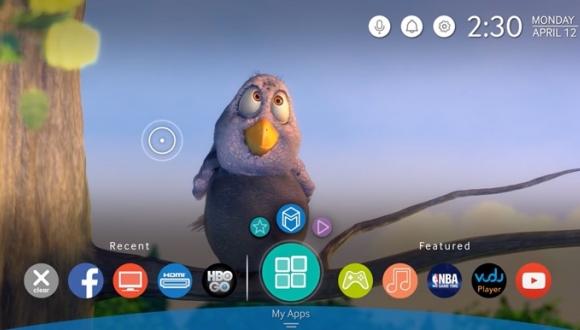 Samsung'un Yeni Smart TV Arayüzü Görüldü!