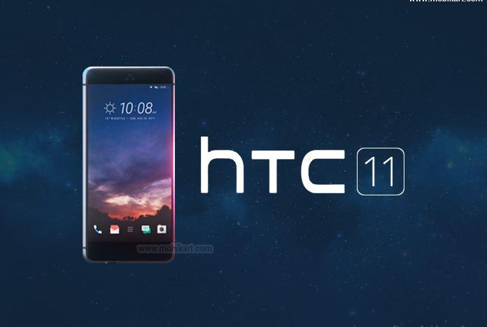 HTC 11 Modeli OLED Kavisli Ekran İle Birlikte Gelebilir