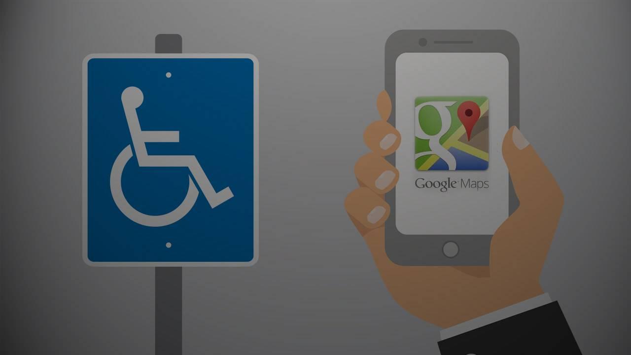 Google Haritalar'da artık engelliler tekerlekli sandalye erişim durumunu görebilecek!
