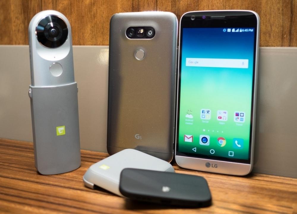 LG G6, Galaxy S8 ve HTC 11'den önce piyasaya giriş yapacak!