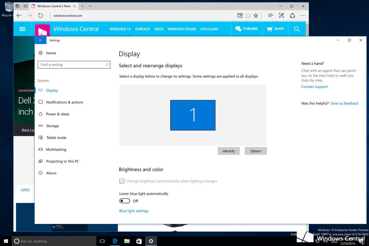 Windows 10 Build 14997 Sızdırıldı!