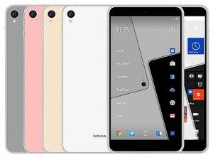 Nokia D1 ve E1'in çizimleri görüldü!