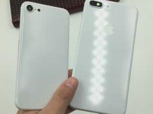 Bembeyaz (Jet White) iPhone Görüldü!