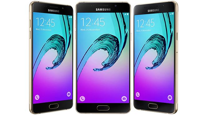 Galaxy A3, A5, A7 (2017) modelleri 5 Ocak'da tanıtılacak!