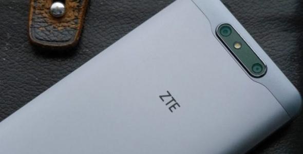 Çift kameralı ZTE Blade V8 özellikleri görüldü!