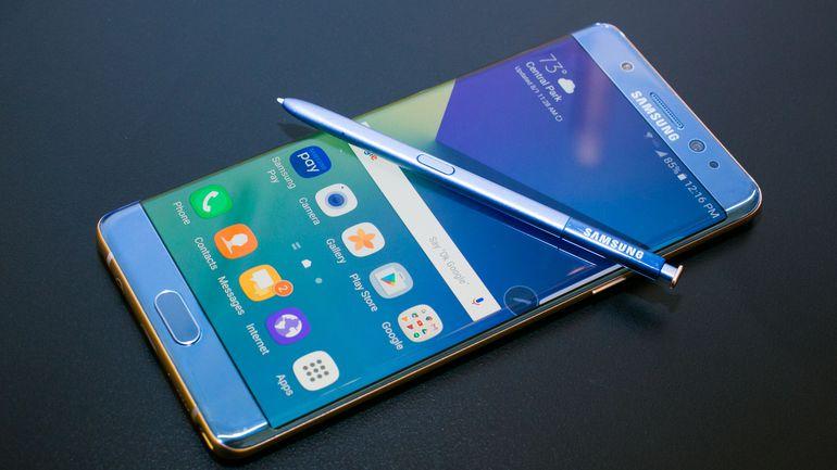 Samsung Galaxy Note serisine devam ederek Note 8'i Çıkartacak!