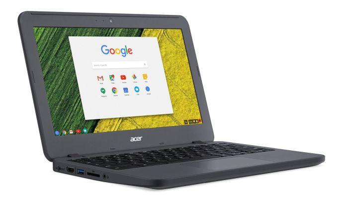 Acer Chromebook 11 N7 her konuda en dayanıklısı!