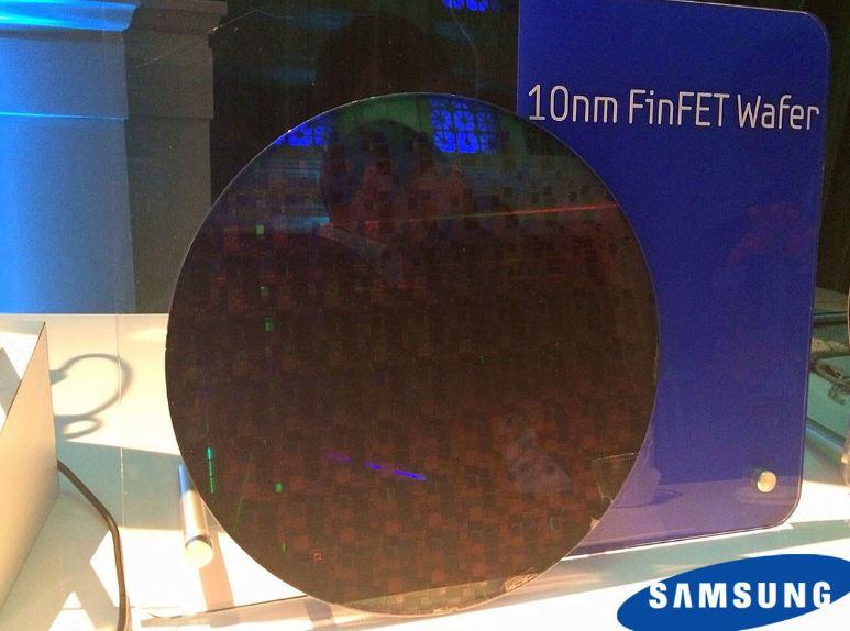 Samsung 10nm Mobil İşlemci Üretiyor!