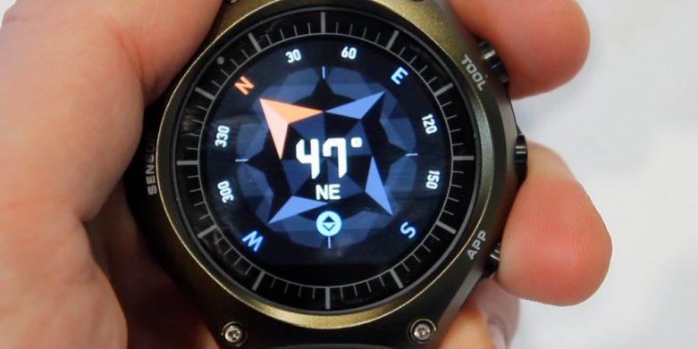 Casio, Pro Trek Smart WSD-F20 Akıllı Saat Android Wear 2.0 İle Geliyor!