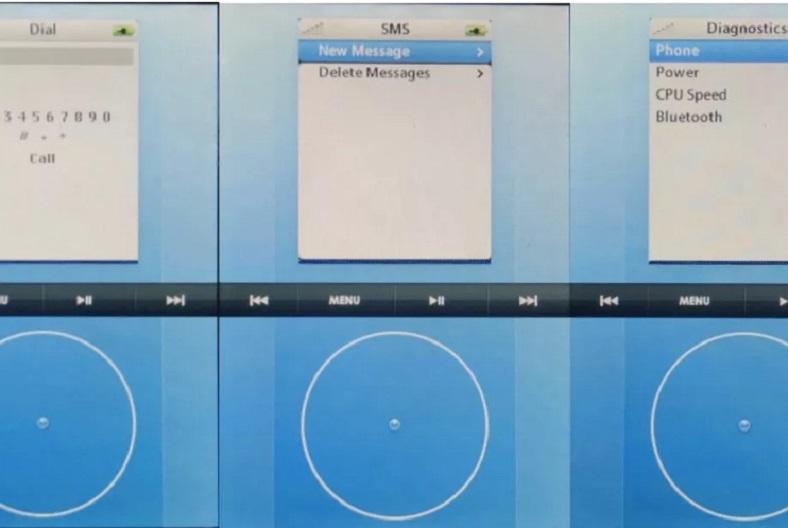 İlk iPhone ve iOS Prototipi Ortaya Çıktı!