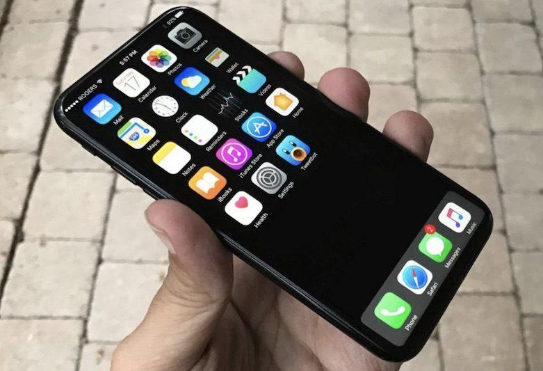 iPhone 8 sızıntı görseli ve yeni iddialar! (07.01.2017)