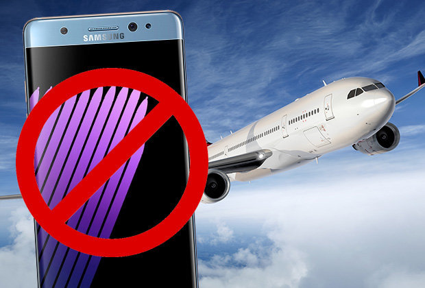 Galaxy Note 7 yine uçuş erteletti