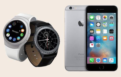 Artık iPhone'larda Samsung akıllı saatler çalışacak, Gear S uygulaması yayınlandı!