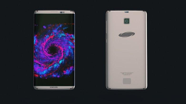 Samsung, Yıl Sonuna Kadar 60 Milyon Galaxy S8 Satışını Hedefledi!