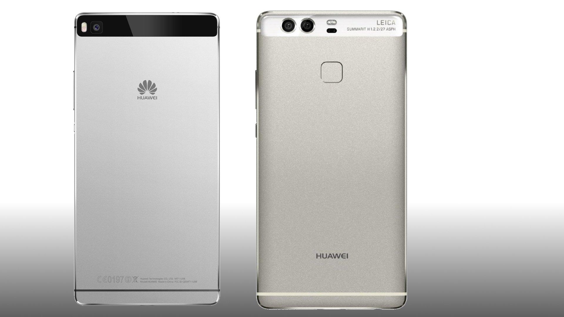 Huawei P10 ve P10 Plus Mart veya Nisan Ayında Satışa Çıkacak!