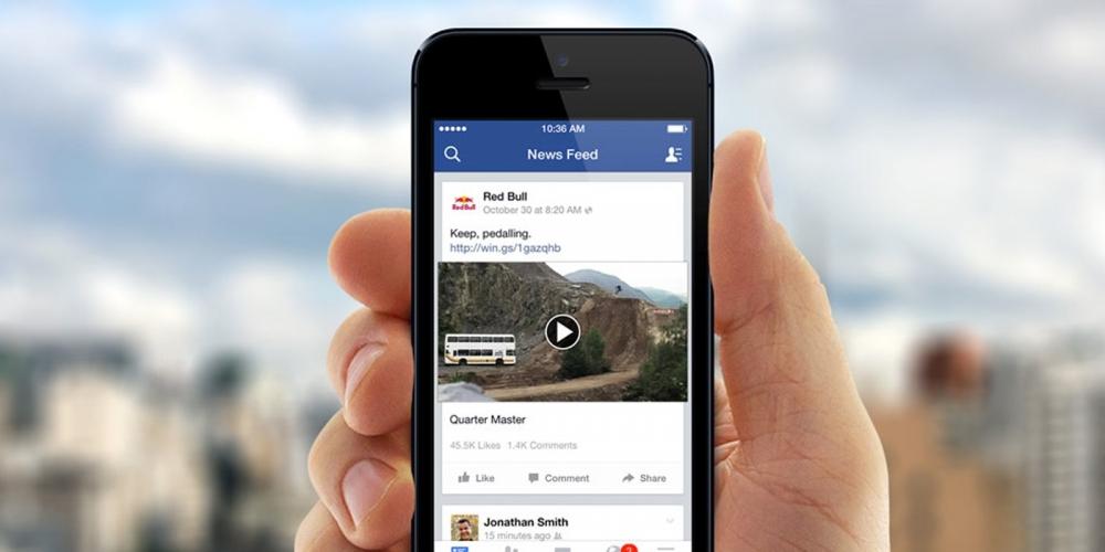 Facebook videolarında artık 20 saniyelik reklamlar görünecek!