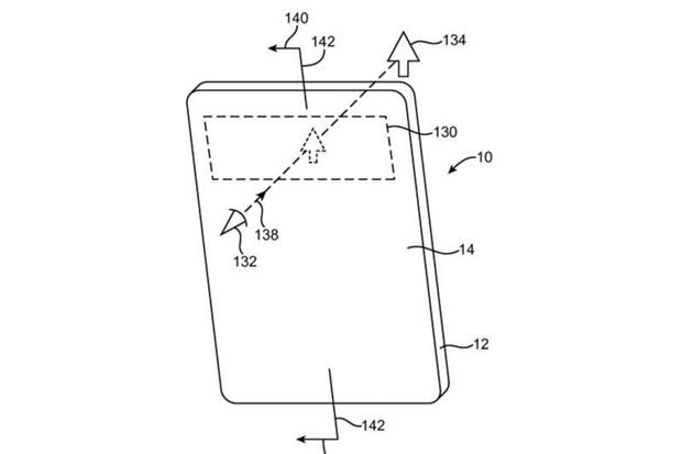 Apple'ın yeni patenti iPhone 8'de olacak özelliği gösterdi!