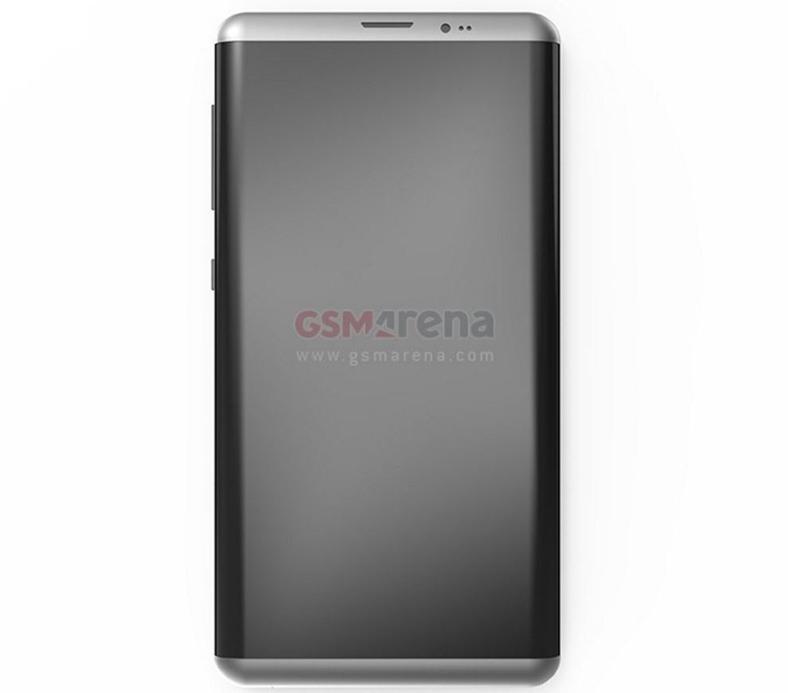 Galaxy S8'in yeni görüntüleri GSM Arena tarafınca paylaşıldı!