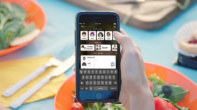 İşte Snapchat'in yeni tasarımı ve yeni özellikleri