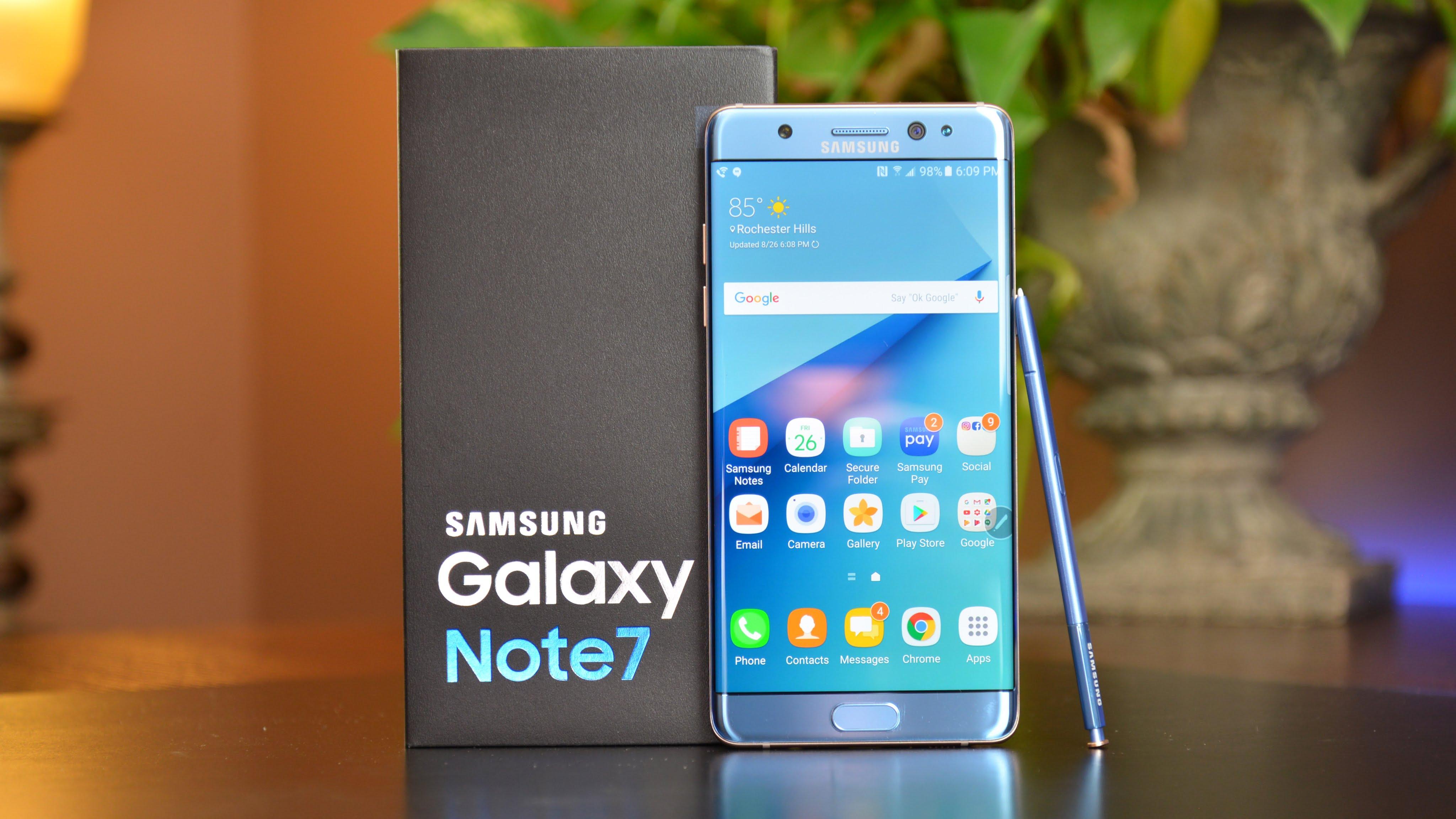 Galaxy Note 7'nin patlama nedeni Reuters tarafından açıklandı!
