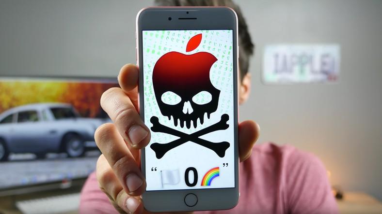 iPhone'ları çökerten 3 karakterli mesaj keşfedildi! [Video]