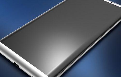 Samsung Galaxy S8'in isim hakları alındı, Ancak S8 Edge ve S8 Plus görülmedi!