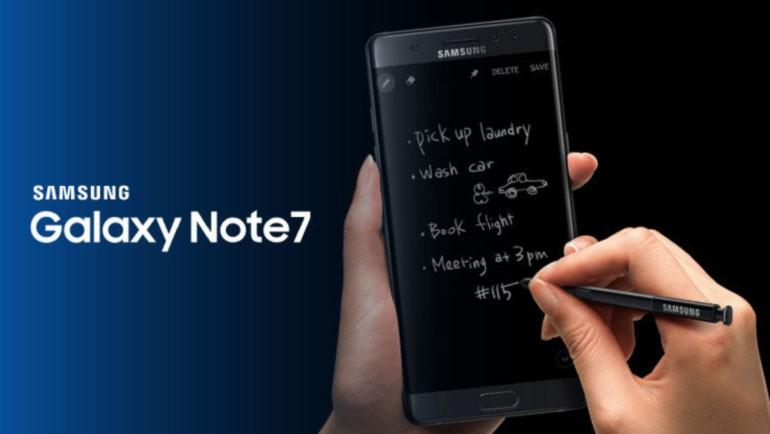 Samsung, Galaxy Note 7 için 23 Ocak'ta Samsung.com üzerinden canlı yayın yapacak!