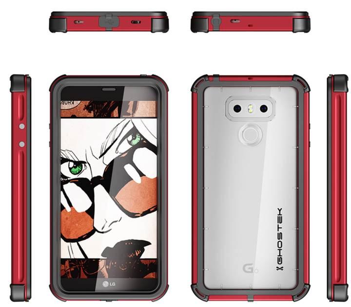LG G6'nın kılıf görüntüleri ortaya çıktı, bir çok detay belli oldu!