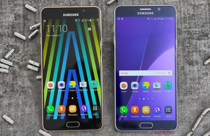 Yeni Galaxy A7 Modelinin Detayları Belli Oldu