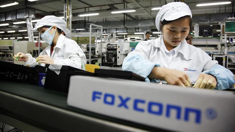 Foxconn ve Apple ABD'de ekran üretim tesisi açabilir