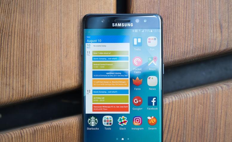 "Koh Dong-jin, ""Galaxy Note 8"" üretilecek dedi!"