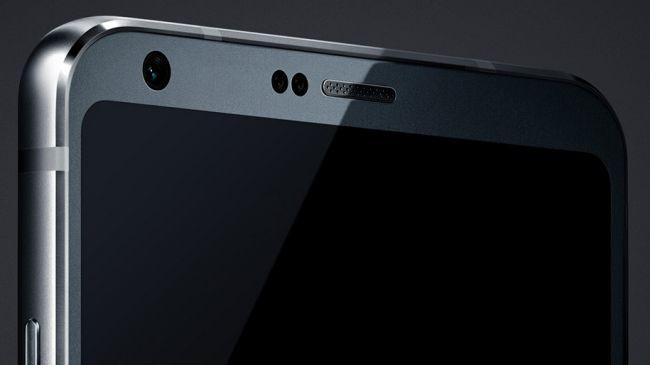 LG G6'nın ilk görseli sızdırıldı, G6 su geçirmez bir tasarım ile gelecek!