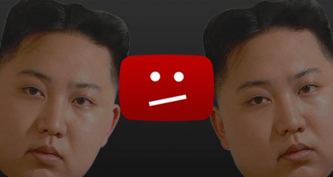 Bu sefer YouTube, Kuzey Kore'yi yasakladı!