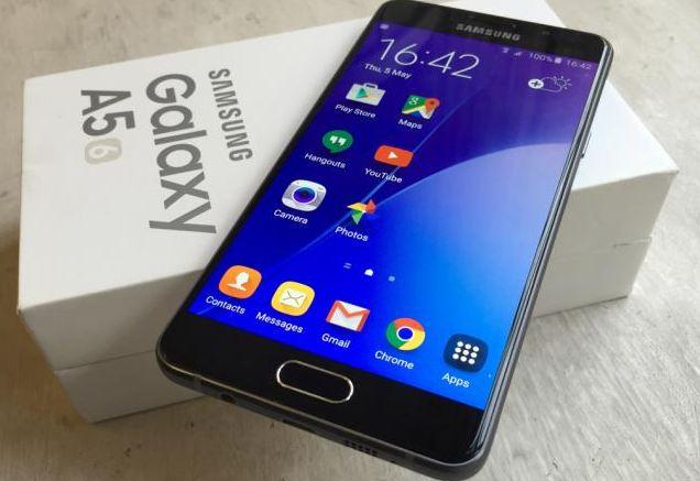 Samsung Galaxy A5 2017 Görünümü Netleşiyor
