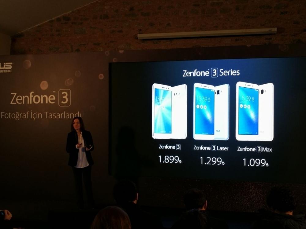 Asus Zenfone 3 ailesinin tanıtımı Türkiye'de yapıldı, İşte tüm detaylar!